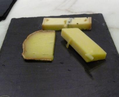 los quesos