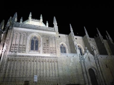 catedral noche