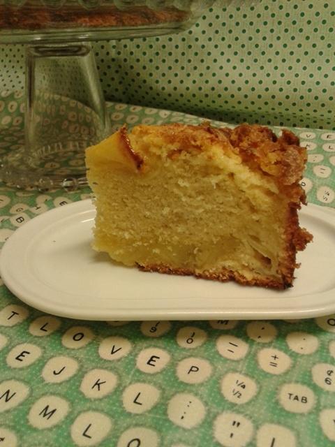 bizcocho manzana normandia-4