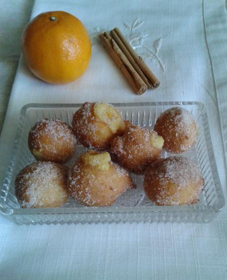 buñuelos de naranja rellenos de orange curd-2