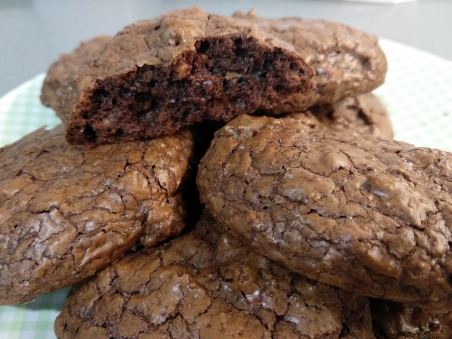 galletas brownie arroz-1