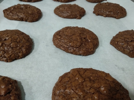 galletas brownie arroz-3